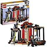LEGO-Overwatch Hanzo contre Genji Jeu de construction, 8 Ans et Plus, 197 Pièces 75971