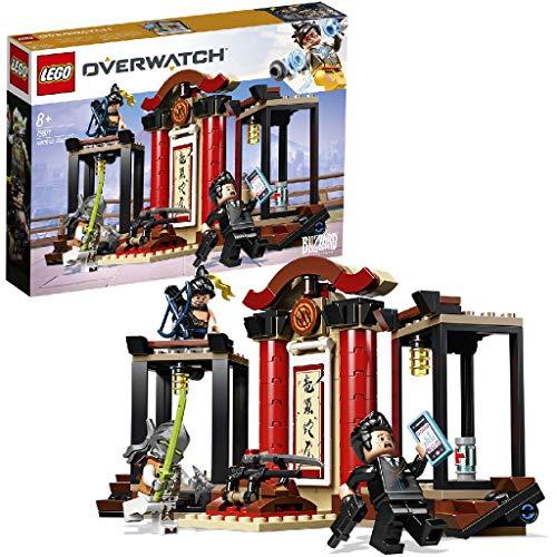 LEGO 75971 Overwatch Hanzo vs. Genji...