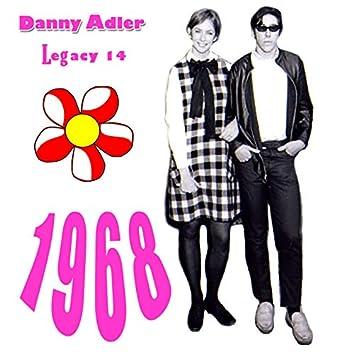 The Danny Adler Legacy Series Vol 14 - 1968
