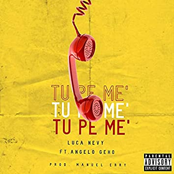 Luca Nevy Tu pe me' (feat. Angelo Geko)