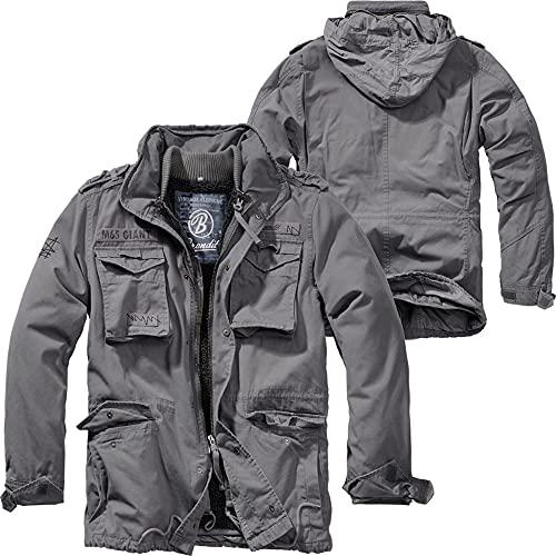 Brandit M65 Giant Jacke Charcoal Grey S