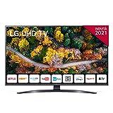 """LG 43UP78006LB 109,2 cm (43"""") 4K Ultra HD Smart TV Wi-Fi Grigio"""