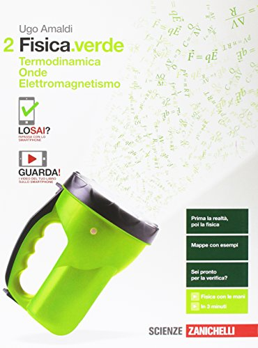 Fisica.verde. Per le Scuole superiori. Con Contenuto digitale (fornito elettronicamente) (Vol. 2)