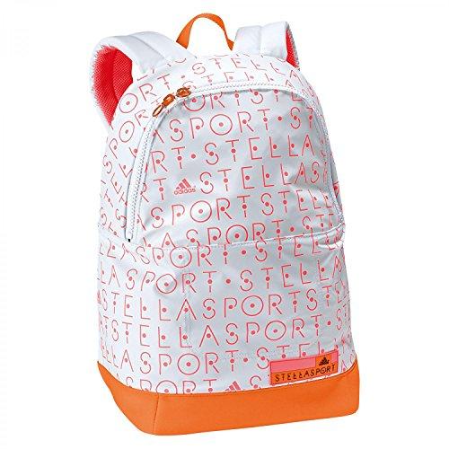 adidas Rucksäcke Stellasport Backpack Print, Weiß, 42 x 27 x 16 cm, 18 Liter, AC1240