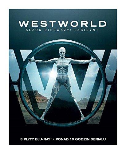 Westworld Season 1: The Maze [3Blu-Ray] [Region Free] (Audio italiano. Sottotitoli in italiano)