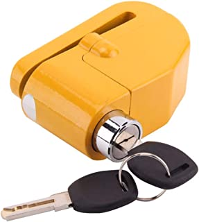 Becobe Anti Theft Motorcycle Alarm Disc Lock Brake Motorbike + Free Reminder Cable 1.5M