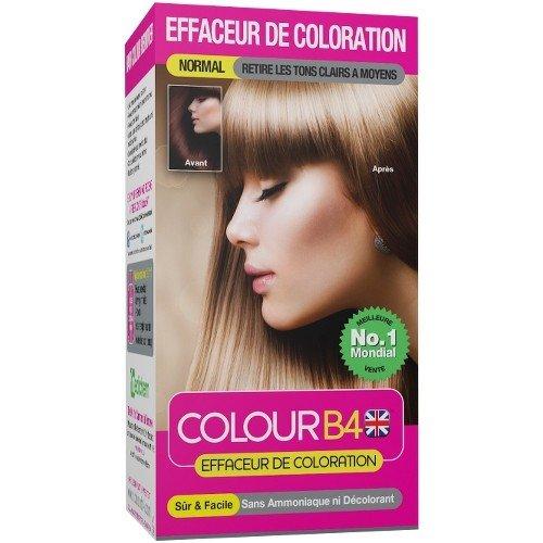 Colour Effaceur de coloration, Normal - La boite de 180ml