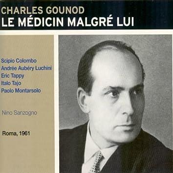 Charles Gounod : Le médecin malgré lui (Roma 1961)
