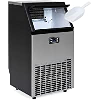 Best Choice Products Portable Stainless Steel Commercial Ice Maker