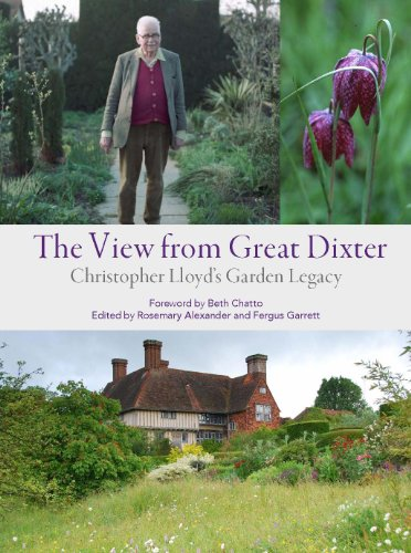 Compare Textbook Prices for The View from Great Dixter: Christopher Lloyd's Garden Legacy  ISBN 9781604692150 by Alexander, Rosemary,Garrett, Fergus