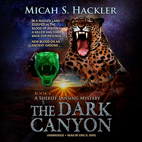 Couverture de The Dark Canyon