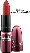 MAC Cosmetics Aaliyah Collection Lipstick Hot Like (A)