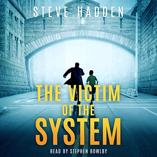 The Victim of the System audiobook cover art