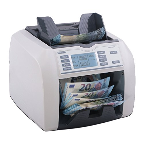 ratiotec 00046401 rapidcount T 200 Banknotenzählmaschine