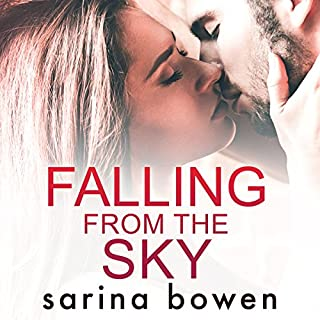 Falling From the Sky audiobook cover art