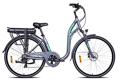 TORPADO E-Bike Iride 28'' 6v Tg.44 Bafang 250Wh 2018 (City Bike Elettriche)