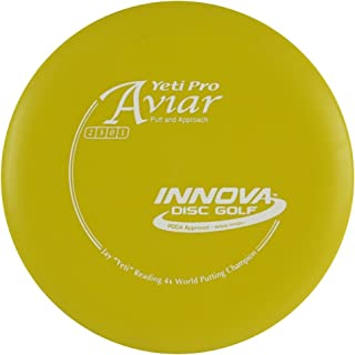 Innova Yeti Pro Aviar Putt & Approach Golf Disc [Colors May Vary]