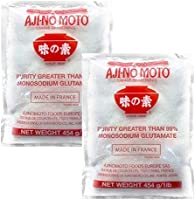 AjiNoMoto Mononatriumglutamaat MSG (2 x 454 g)