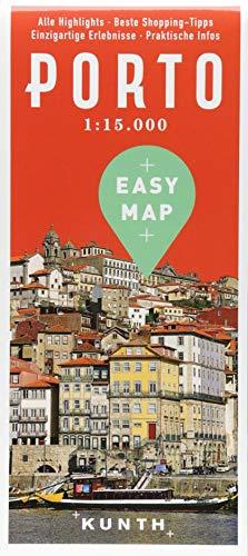 EASY MAP Porto: 1:15.000
