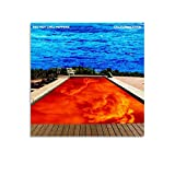 HXX Red Hot Chili Peppers Californication Poster Wall Art Home Wall Decorations for Bedroom Living Room Oil Paintings Canvas Prints Unframe-style1-12x12inch(30x30cm)