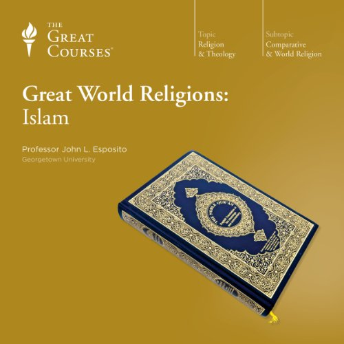 Great World Religions: Islam audiobook cover art