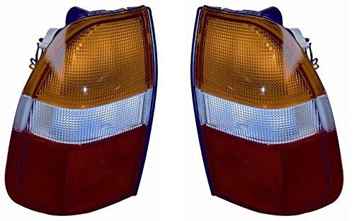 COPPIA FARI FANALI POSTERIORI PER L200 STRADA PICK UP STOP FANALINO (16YT3120R/L)