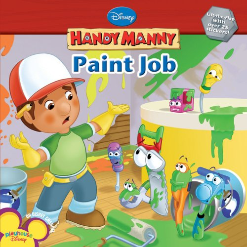 Handy Manny: Paint Job