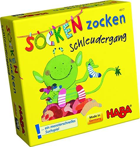 HABA 4917 - Socken Zocken Schleudergang