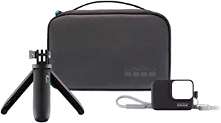 GoPro Travel Kit Camera Kit - Accesorios para cámara de Deportes de acción (Camera Kit Universal GoPro TripodWrist Adhesive Tourism)