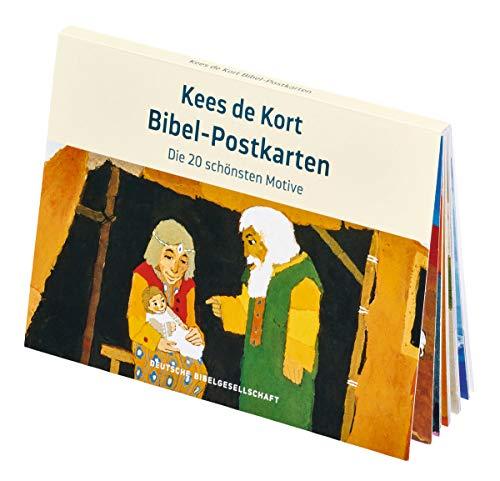 Kees de Kort Bibel-Postkarten: Die 20 schönsten Motive