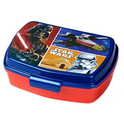 Compatibel met Star Wars broodtrommel voor kinderen