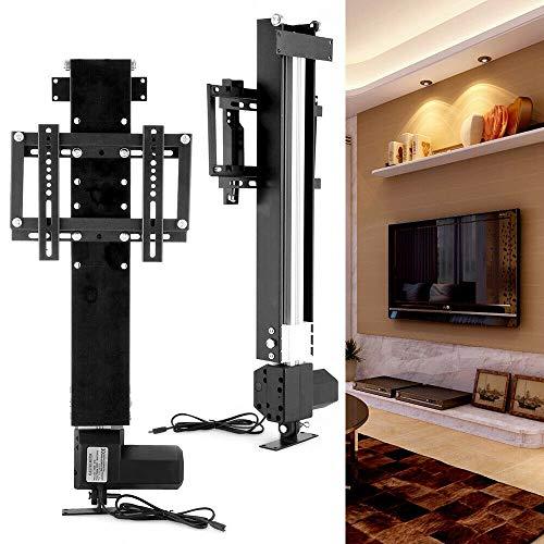 Soporte de TV ajustable eléctrico de 14 a 32 pulgadas, 500 mm, con mando a distancia