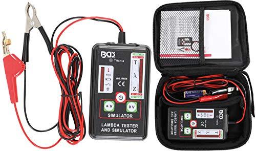BGS 9454   Comprobador y simulador de sondas lambda