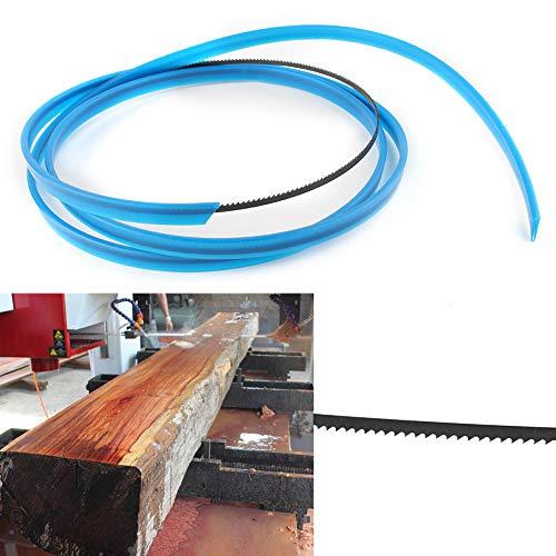 Three T Hoja sierra de cinta Hoja de sierra de banda de madera 1085x3.16mm 14 Banda de sierra de dientes