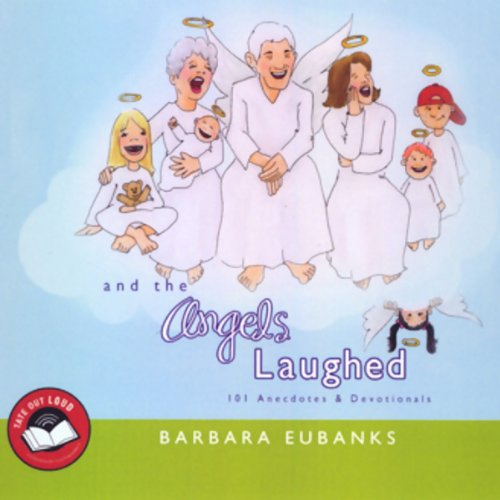 And the Angels Laughed audiobook cover art
