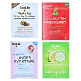 SpaLife Anti-Aging Under Eye Strips Reduce Dark Circles, Wrinkles and Fine Lines (48 Treatment Combo)