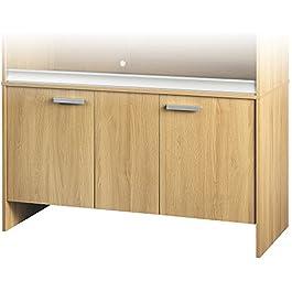 Vivexotic Viva For Reptiles Terrarium Cabinet Oak 115x 61x 64cm