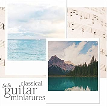 Miniatures for Classical Guitar