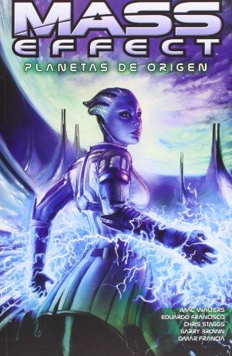 Mass Effect 4. Homeworlds (100% Cult Comics)