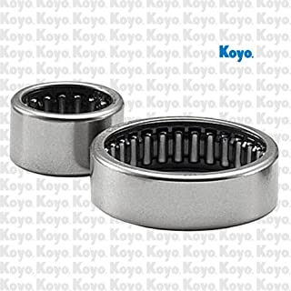 Koyo NRB BH-1012;PDL125 - Drawn Cup Needle Roller Bearing - Open Ends with Full Complement, 5/8 in Bore, 7/8 in OD, 3/4 in Width, Pack of 15
