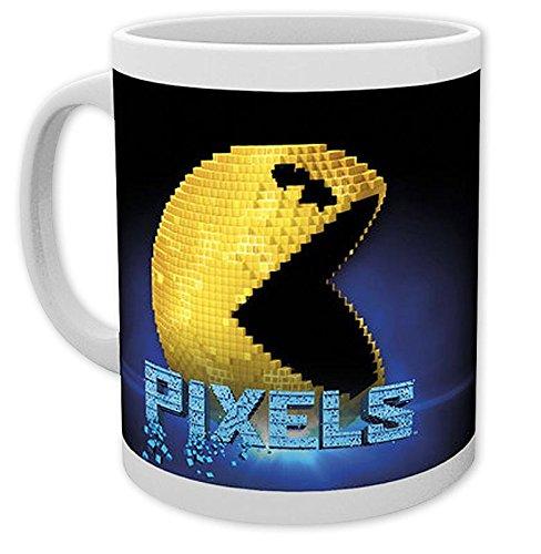 Pixels Mug Pac-Man