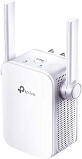 TP-Link N300 WiFi Extender(RE105), WiFi Extenders Signal Booster for Home, Single Band WiFi Range Extender, Internet Boost...
