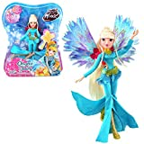 Winx Club Stella | Onyrix Fairy Puppe World of Winx | Magisches Gewand