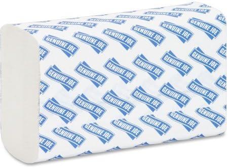 Genuine Joe GJO21100 Multifold Towels 250 sheets per pack 16 pack product image