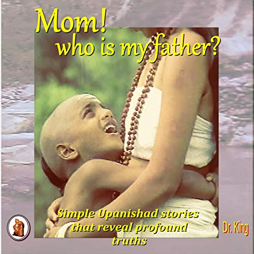 Mom! Who Is My Father? cover art