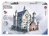 Ravensburger - 12573 - Puzzle 3D Building - 216 Pièces - Neuschwanstein
