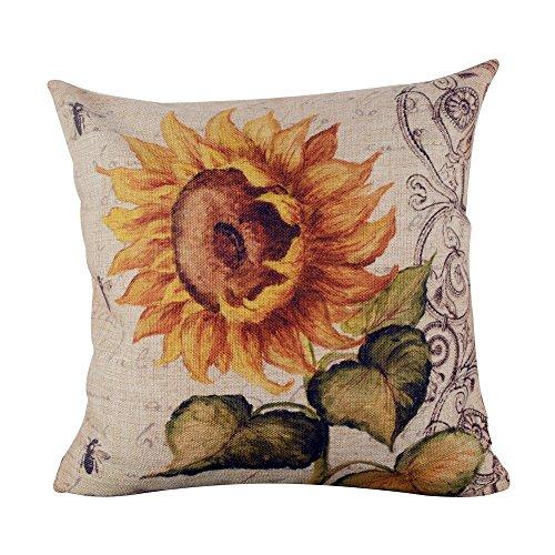 Cojín Naranja Sofa marca Acelive Customize Pillowcase