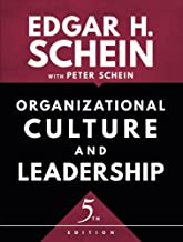 Organizational Culture and Leadership, 5th Edition (The Jossey-Bass Business & Management Series)