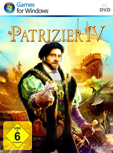 Patrizier IV [Software Pyramide] - [PC]