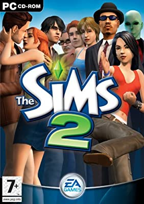 The Sims 2 (PC CD)